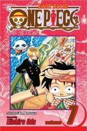 One Piece, Vol. 7: The Crap-Geezer   Paperback Book