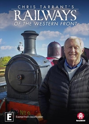 Chris Tarrant's Railways Of The Western Front | DVD