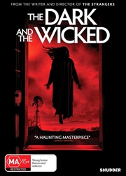Dark And The Wicked, The | DVD