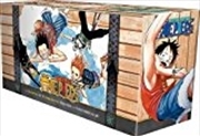 One Piece Box Set 2: Skypeia and Water Seven: Volumes 24-46 with Premium (2) (One Piece Box Sets) | Paperback Book