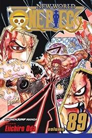 One Piece, Vol. 89 (89) | Paperback Book