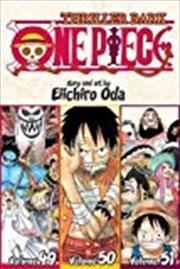 One Piece (Omnibus Edition), Vol. 17: Includes vols. 49, 50 & 51 (17) | Paperback Book