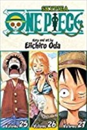 One Piece: Skypeia 25-26-27 | Paperback Book