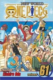 One Piece, Vol. 61 (61)   Paperback Book