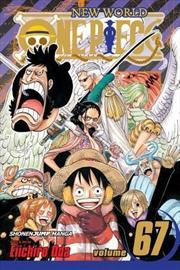 One Piece, Vol. 67 (67) | Paperback Book