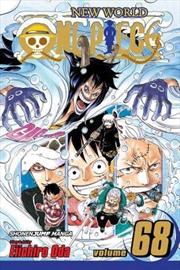 One Piece, Vol. 68 (68) | Paperback Book