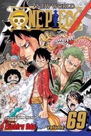 One Piece, Vol. 69 (69) | Paperback Book