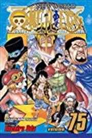One Piece, Vol. 75 (75) | Paperback Book