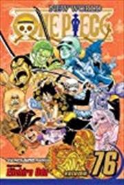 One Piece, Vol. 76 (76) | Paperback Book