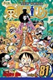 One Piece, Vol. 81 (81) | Paperback Book