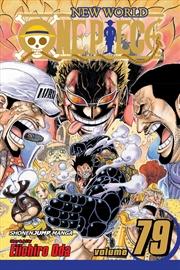 One Piece, Vol. 79 (79) | Paperback Book
