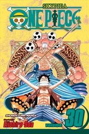 One Piece, Vol. 30 (30)   Paperback Book