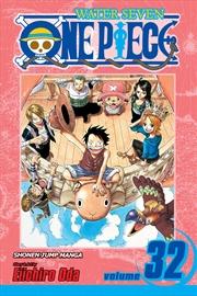 One Piece, Vol. 32 (32)   Paperback Book