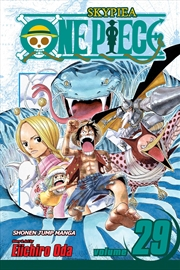 One Piece, Vol. 29 (29)   Paperback Book
