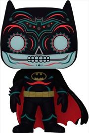 Batman - Batman Dia De Los DC GW Pop! Vinyl RS   Pop Vinyl