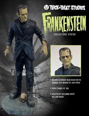 "Universal Monsters - Frankenstein 15"" Statue | Merchandise"