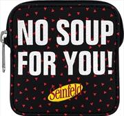 Seinfeld No Soup For You Coin Wallet | Apparel