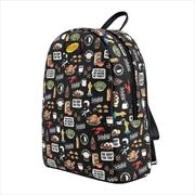 Seinfeld - Food Mini Backpack | Apparel
