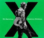 X - Wembley Edition | CD
