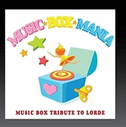 Tribute To Lorde | CD