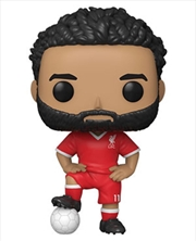 Football: Liverpool - Mohamed Salah Pop! Vinyl   Pop Vinyl