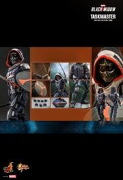 "Black Widow - Taskmaster 1:6 Scale 12"" Action Figure   Merchandise"