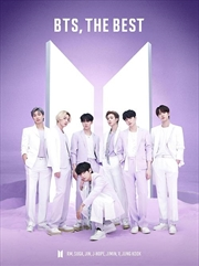 BTS - The Best  (C Version) | CD