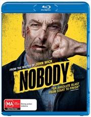 Nobody | Blu-ray