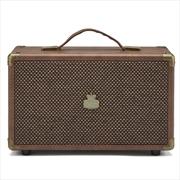 GPO WESTWOOD Bluetooth Speaker - BROWN   Accessories