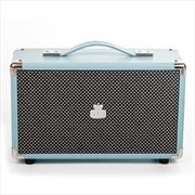 GPO WESTWOOD Bluetooth Speaker – BLUE   Accessories