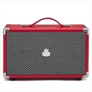 GPO WESTWOOD Bluetooth Speaker - RED   Accessories