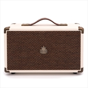 GPO WESTWOOD Bluetooth Speaker - Cream And Tan   Accessories