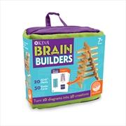 KEVA - Brain Builders | Toy