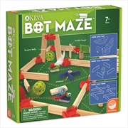 KEVA Maker - Bot Maze | Toy
