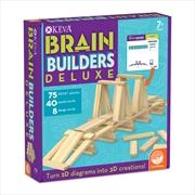 Keva - Brain Builders Deluxe | Toy