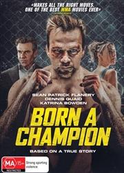 Born A Champion | DVD