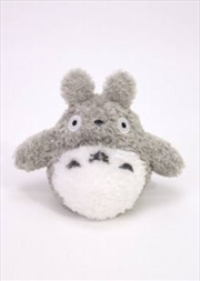 Studio Ghibli Plush: My Neighbor Totoro - Fluffy Big Totoro (S) | Toy