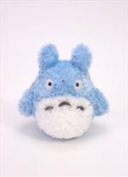 Studio Ghibli Plush: My Neighbor Totoro - Fluffy Medium Totoro (S) | Toy