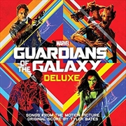Guardians Of The Galaxy: Deluxe Edition | CD