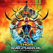 Thor - Ragnarok   CD