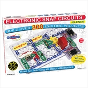Snap Circuits - 300 In 1 | Toy