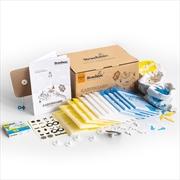 Strawbees Cardboard School Kit | Toy