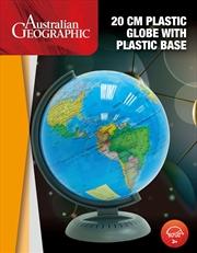 World Globe 20cm | Toy