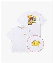 BTS MELTING - T-Shirt  White - Large | Merchandise