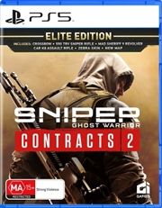 Sniper Ghost Warrior Contracts 2 | Playstation 5