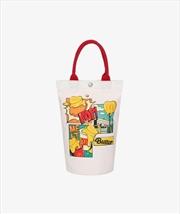 BTS MELTING - Multicolour Tote Bag | Merchandise