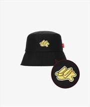 BTS MELTING - BLACK BUCKET HAT | Merchandise