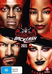 WWE - Wrestlemania Backlash 2021 | DVD
