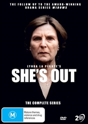 She's Out | Complete Series | DVD