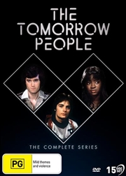 Tomorrow People | Complete Series, The | DVD